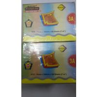 Prompt me Neon Sticky Note Pad Flourscent Yellow 3X4 (Pack of 3)