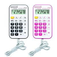 Bambalio 8 Digit Pocket Size Calculator (BL 100)