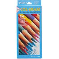 Prismacolor Col-Erase Colour Pencil Assorted (Set of 24) (SAN 20517)