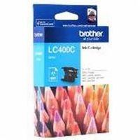 Brother LC400C Cyan Ink Cartridge