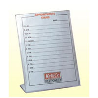 Kebica L Shape Appointment Stand (6 X 8 inches)