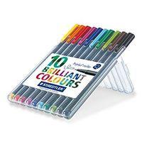 Staedtler Triplus Roller Pen 10 Shades (403 SB10)