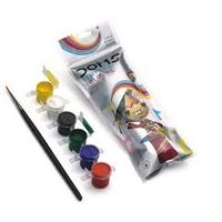 Doms Tempera Colours 3ml 6 Shades