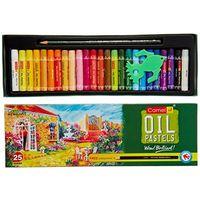 Camlin Oil Pastels, 50 shades