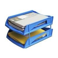 Solo Paper & File Tray (2 Pcs. Set)