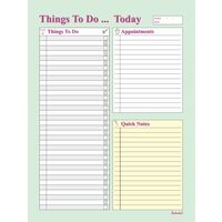 Scholar Things To do Pad-Multi Colour (1/4)