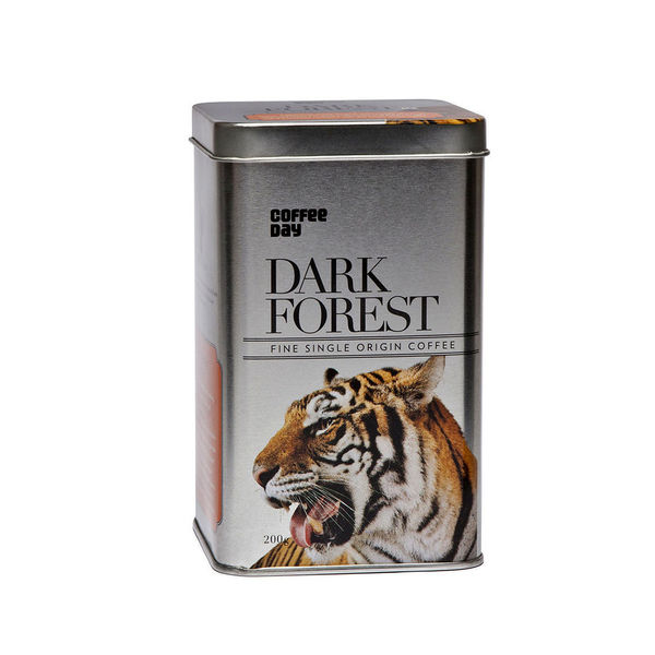 Coffee Day Dark Forest - Pack Of 2, 400gm