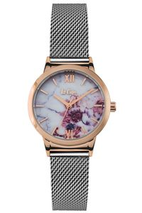 Women's Super Metal Band Watch -LC06666, rose gold, rose gold, white