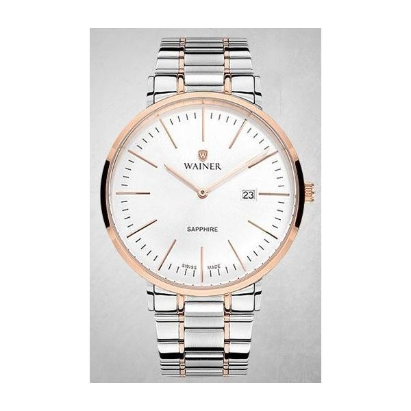 Men s Stainless Steel Band Watch -WA11214