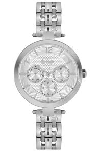 Lee Cooper Women's Super Metal Band Watch LC06241.330, silver, silver, silver