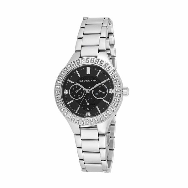 Giordano Women s Watch Multi Function Display- 2950-11