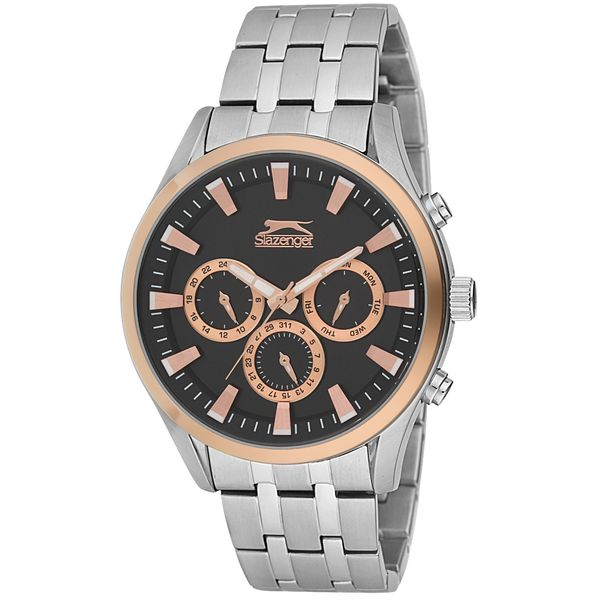 Men s Stainless Steel Band Watch - SL. 9.6086