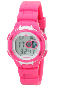 Astro Kids Pink Resin watch - F7908-PPPP, pink, black, pink