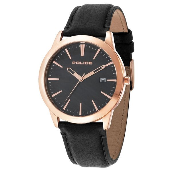 Men s Leather Band Watch - P 14139