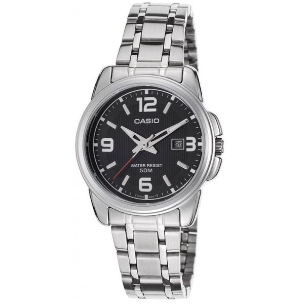 Women s Stainless Steel Band Watch - LTP-1314S