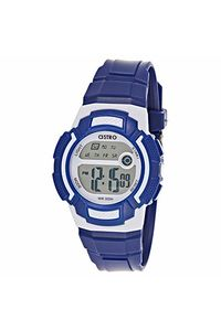 Astro Kids Resin Band Watch A8901-PPNS, blue, white, silver