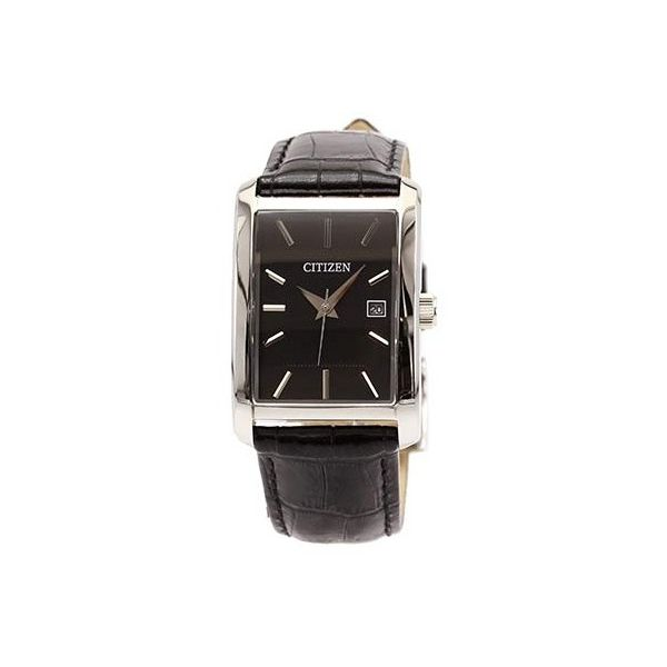 Men s Leather Band Watch - BH1677