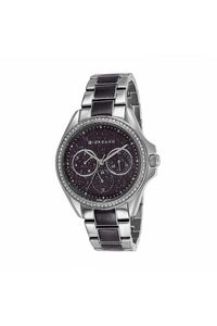Giordano Women's Watch Multi Function Display- 2936-44, two tone black, black