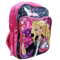 Genius Barbie Rockstar School Bag