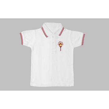 St. Kabir School T-Shirt Red, 24