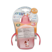 Avent Sipper, 6m, pink