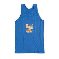 Bodycare Vest, 65, blue