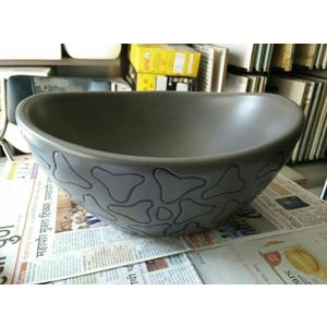 EAGLE DESIGNER TABLE TOP WASH BASIN - SHIP-011