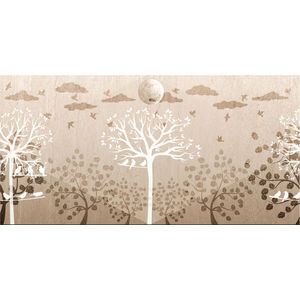 KAJARIA DIGITAL WALL TILES: 400X800 - STONE WASH, decor