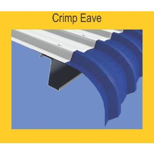 TATA DURASHINE STANDARD ACCESSORIES - CRIMPED END CURVE 1200MM X THICKNESS 0.45MM, castle red