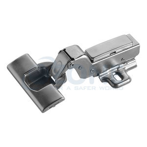 OZONE ERGOTEC CABINET HINGES - THICK DOOR CLIP ON HYDRAULIC (40 MM), 15 crank