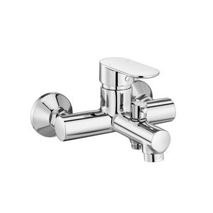 ASIAN PAINTS ROYALE BALENA SERIES - BAWM203 SINGLE LEVER WALL MIXER WITH TELEPHONIC SHOWER