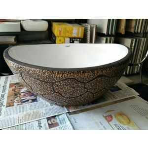 EAGLE DESIGNER TABLE TOP WASH BASIN - SHIP-013