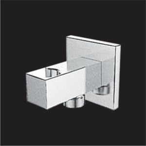 AQUANT BATH ALLIED PRODUCTS - 1497 WALL OUTLET WITH INBUILT HOOK