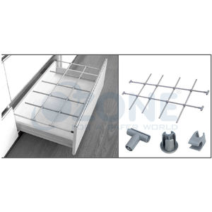 OZONE ERGOTEC DRAWER ACCESSORIES - HORIZONTAL RAIL
