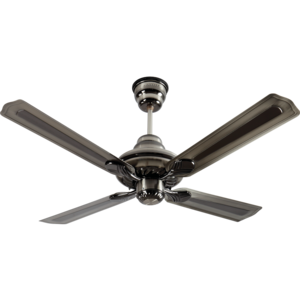 HAVELLS: SPECIAL FINISH FANS FLORENCE - 1200 MM SWEEP, black antique nickel