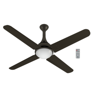 HAVELLS: PREMIUM UNDERLIGHT FANS FUTURO - 1320 MM SWEEP, black nickel