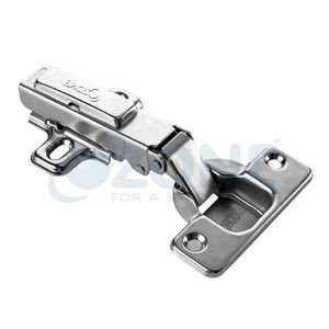 OZONE ERGOTEC CABINET HINGES - CLIP ON STANDARD (35 MM), 0 crank