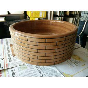 EAGLE DESIGNER TABLE TOP WASH BASIN - CANTO-005