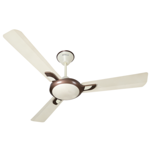 HAVELLS: DECORATIVE FANS AREOLE- 1200 MM SWEEP, pearl ivory - brown