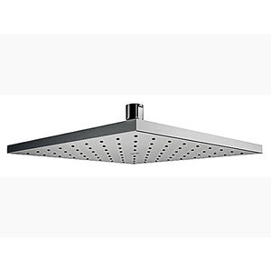 KOHLER RAIN SHOWERHEAD SERIES - K-18361IN-CP KATALYST SQUARE 254 MM RAIN SHOWERHEAD