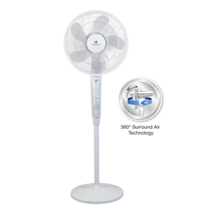 HAVELLS: PEDESTAL FANS TOURNER - 400 MM SWEEP
