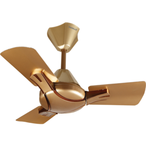 HAVELLS: DECORATIVE FANS NICOLA, 900 mm sweep, bronze copper
