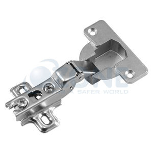 OZONE ERGOTEC CABINET HINGES - THICK DOOR (40 MM), 8 crank