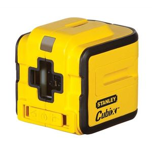 STANLEY MEASURING & LAYOUT TOOLS - Cross Line Laser - Self Leveling - WORKING RANGE 12 Mtr