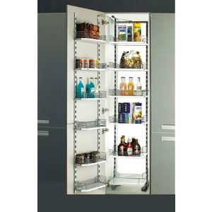 ONYX PANTRY DECO MICA 4 LAYER: CABINET SIZE, 600 x 1660