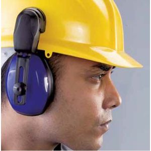 UDYOGI - HELMET ATTACHED EAR MUFFS ET50