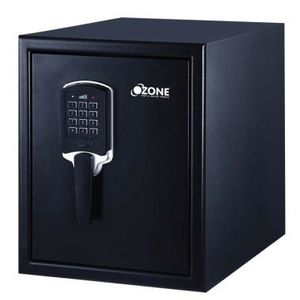 OZONE DIGITAL SAFES: SAVIOUR-1 50KG BLACK