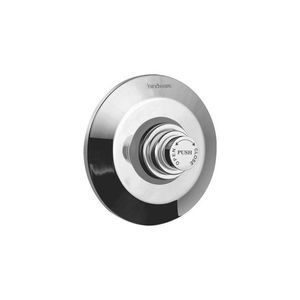 HINDWARE DUAL FLUSH VALVE SERIES - F850022 CONCEALED DUAL FLUSH VALVE WITH CONTROL COCK OPERATION PLATE 32MM SIZE
