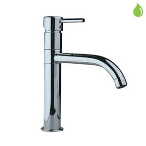 JAQUAR FLORENTINE SERIES SINGLE LEVER - FLR-5007B SINK MIXER WITH 170MM EXTENSION BODY SWINGING SPOUT W/O POPUP WASTE WITH 600MM LONG BRAIDED HOSES