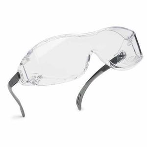 UDYOGI EYE PROTECTION GOOGLE - EDGE OVER SERIES, clear lens